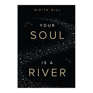 E-book English Book - Your Soul is a River by Nikita Gill