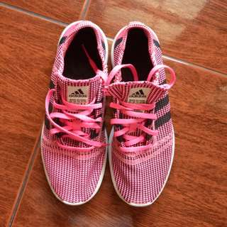 Authentic Adidas Running Shoes (Size 9)