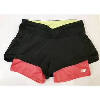 NEW BALANCE 2-in-1 Shorts for Women