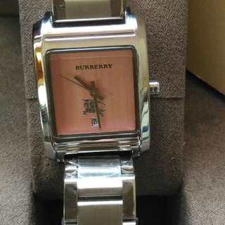 For Sale Authentic Burberry Watch