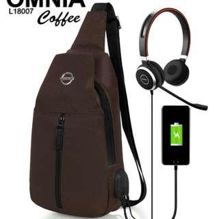 OMNIA Cross Bag L18008