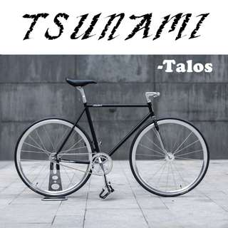 Tsunami - Talos - Classical and high lever vintage fixed gear , higher specification and workmanship.