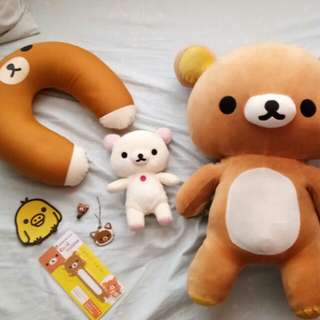 Rilakkuma assorted items - lot sale
