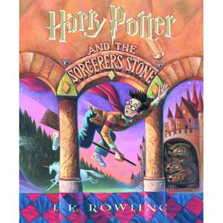 Harry Potter the Sorcerers stone