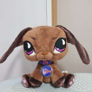 LPS soft toy