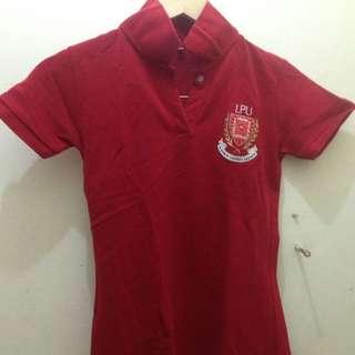 LPU red shirt