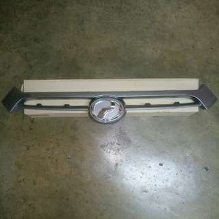 PERFUA MYVI LAGI BEST 1.5 FRONT MOULDING GRILLE GENUINE PART