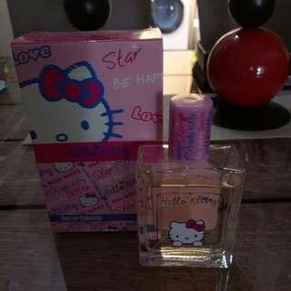 Hello kitty perfumes