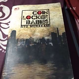 Novel terjemahan Coin Locker Babies