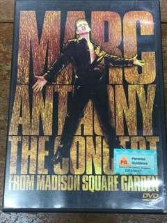 Marc anthony dvd