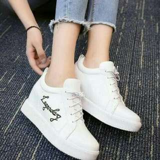 Sepatu Booth Legendary -putih