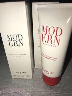 Lanvin Modern Princess body lotion
