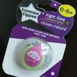 Tommee tippee pacifier