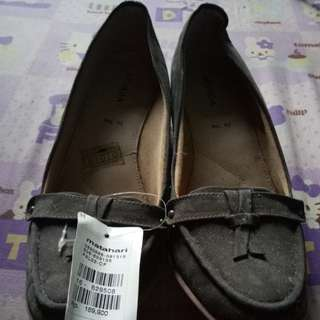 Nevada shoes brown
