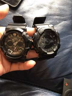 G stock watches