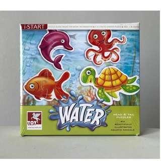 Water Puzzles - Aquatic Animals