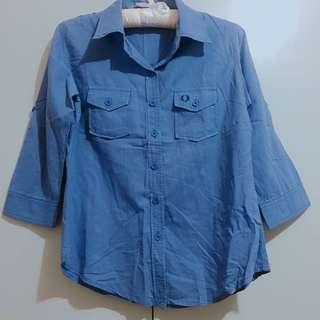 True Blue Polo Shirt
