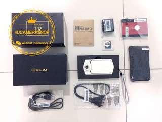 Casio TR60 白色 WE 2⃣️手 SH ⭐️⭐️⭐️