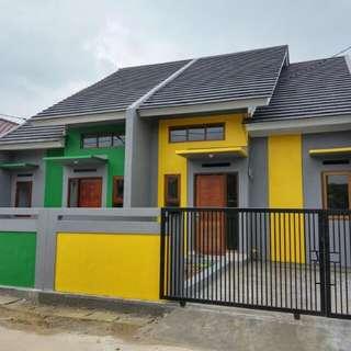 Dijual rumah baru pamulang