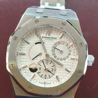 AP 26120ST DUAL TIME 39mm