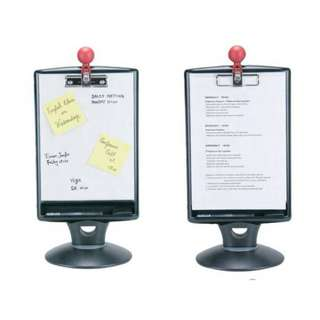 AIDATA : IFS003 - 2Sided Whiteboard with Clip Copyholder