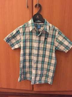 Boy's short sleeve shirt for sale @$5