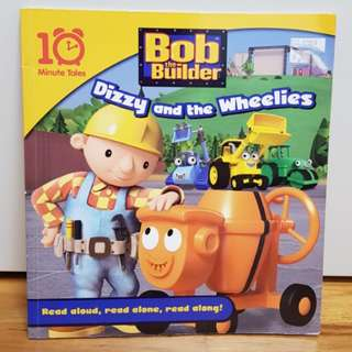 Bob the builder dizzy and the wheelies