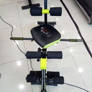 Treadmil sit up bisa kredit cukup bayar 199