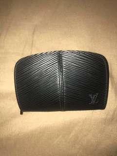 For sale LV authentic Epi demi lune coin purse