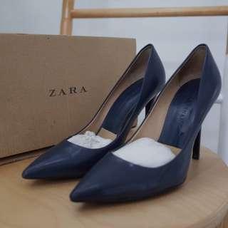 Zara pointy pump shoes