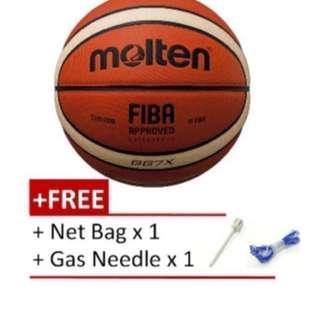 Molten GG7X Basketball (IN-STOCK)
