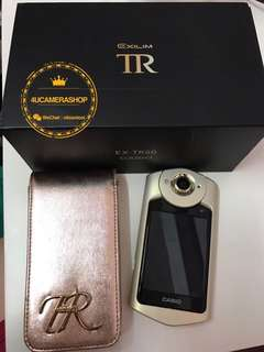 Casio Tr 50 Gold ❤️❤️金色 SH