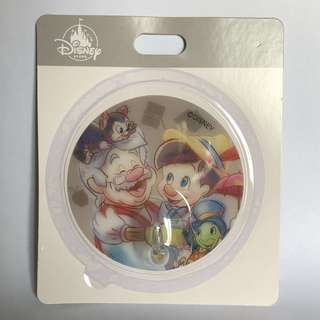 [現貨]日本 Disney Store 直送木偶奇遇記小木偶 Pinocchio 無痕黏貼掛鈎