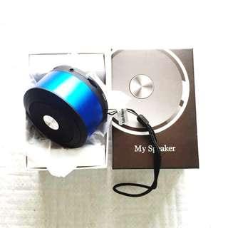 BNIB Bluetooth Wireless Speaker