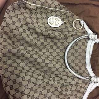 Gucci sukey large tote