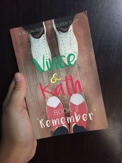 Vince and Kath book 2