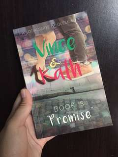 Vince and Kath book 3