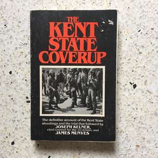 The Kent State Cover Up