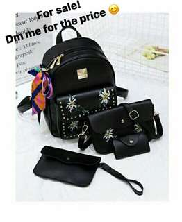 Korean Bag (4 in 1)