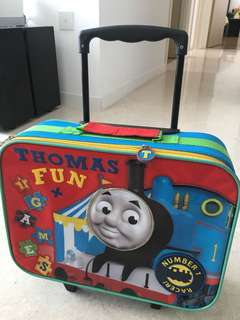 Amost New Thomas & Friends Trolley Bag/luggage