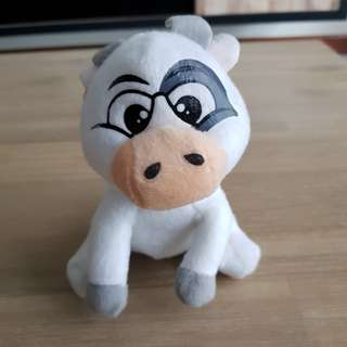 Brand new cow soft toy