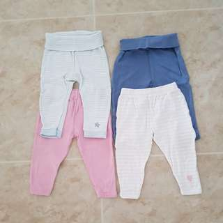 PL Baby Long Pants Mothercare 9-12m