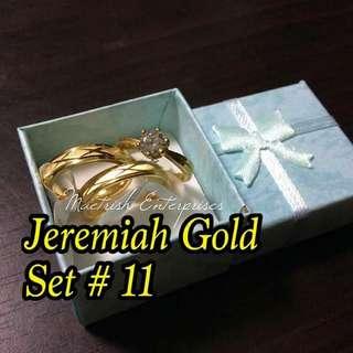 Jeremiah gold