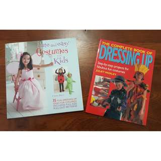 Cute and Easy Dressing for Kids & The Complete Book of Dressing Up