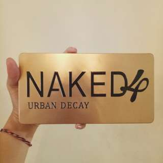 NAKED4 Urban Decay Eyeshadow Pallete