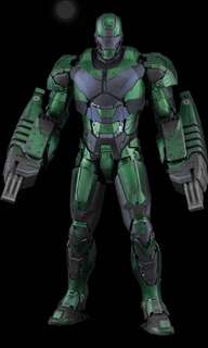 Hot Toys Gamma Exclusive Mark 46 47 1 2 3 4 5