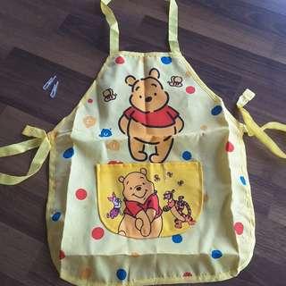 Pooh Bear Kid's Apron