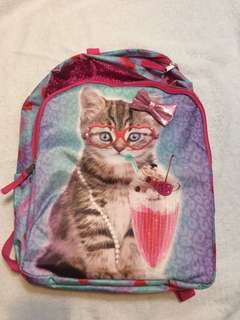Cat backpack from the US Kitty
