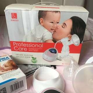 Horigen electric breast pump