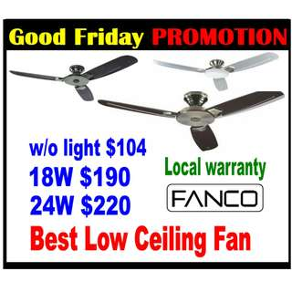 GOOD FRIDAY DEALS >> FFM 4000 WITH LIGHT (18w/24w)